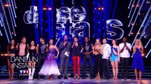 Sandrine Quétier dans Danse avec les Stars - 04/10/14 - 02
