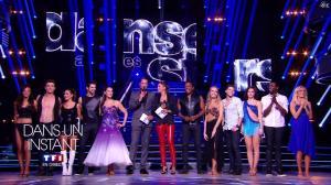 Sandrine Quétier dans Danse avec les Stars - 04/10/14 - 04