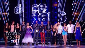 Sandrine Quétier dans Danse avec les Stars - 04/10/14 - 07