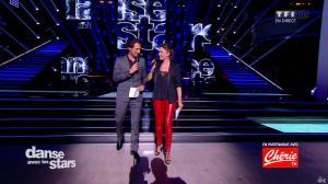 Sandrine Quétier dans Danse avec les Stars - 04/10/14 - 08