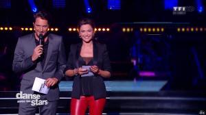 Sandrine Quétier dans Danse avec les Stars - 04/10/14 - 09
