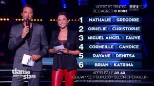 Sandrine Quétier dans Danse avec les Stars - 04/10/14 - 10