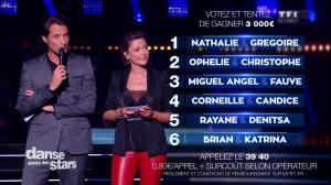 Sandrine Quétier dans Danse avec les Stars - 04/10/14 - 11