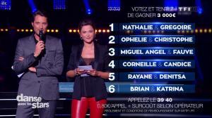 Sandrine Quétier dans Danse avec les Stars - 04/10/14 - 12