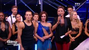 Sandrine Quétier dans Danse avec les Stars - 04/10/14 - 15