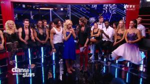 Sandrine Quétier dans Danse avec les Stars - 04/10/14 - 18
