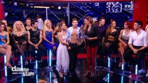 Sandrine Quétier dans Danse avec les Stars - 04/10/14 - 19