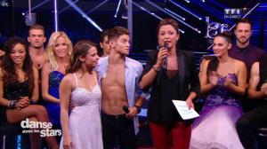 Sandrine Quétier dans Danse avec les Stars - 04/10/14 - 21