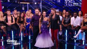 Sandrine Quétier dans Danse avec les Stars - 04/10/14 - 23
