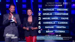 Sandrine Quétier dans Danse avec les Stars - 04/10/14 - 25