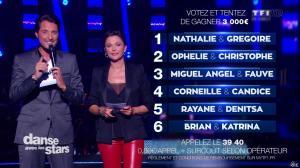 Sandrine Quétier dans Danse avec les Stars - 04/10/14 - 26