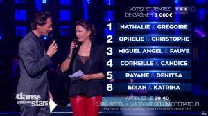 Sandrine Quétier dans Danse avec les Stars - 04/10/14 - 27