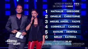 Sandrine Quétier dans Danse avec les Stars - 04/10/14 - 28