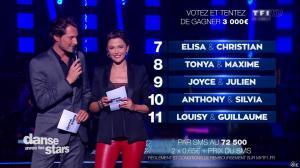 Sandrine Quétier dans Danse avec les Stars - 04/10/14 - 29