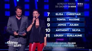 Sandrine Quétier dans Danse avec les Stars - 04/10/14 - 30