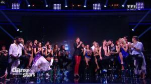 Sandrine Quétier dans Danse avec les Stars - 04/10/14 - 33
