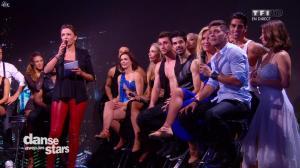 Sandrine Quétier dans Danse avec les Stars - 04/10/14 - 34