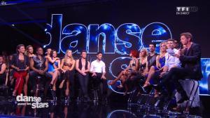 Sandrine Quétier dans Danse avec les Stars - 04/10/14 - 49