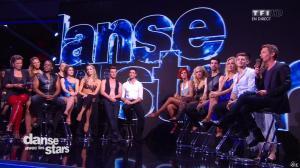 Sandrine Quétier dans Danse avec les Stars - 04/10/14 - 52