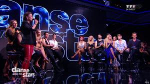Sandrine Quétier dans Danse avec les Stars - 04/10/14 - 54