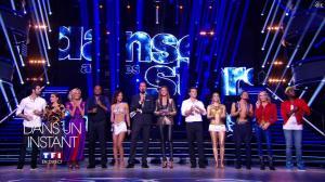 Sandrine Quétier dans Danse avec les Stars - 10/10/14 - 04
