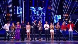 Sandrine Quétier dans Danse avec les Stars - 10/10/14 - 06