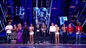 Sandrine Quétier dans Danse avec les Stars - 10/10/14 - 10