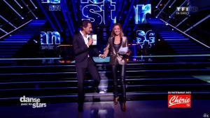 Sandrine Quétier dans Danse avec les Stars - 10/10/14 - 12