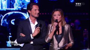 Sandrine Quétier dans Danse avec les Stars - 10/10/14 - 14
