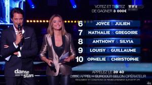 Sandrine Quétier dans Danse avec les Stars - 10/10/14 - 16