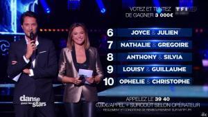 Sandrine Quétier dans Danse avec les Stars - 10/10/14 - 17