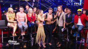 Sandrine Quétier dans Danse avec les Stars - 10/10/14 - 19