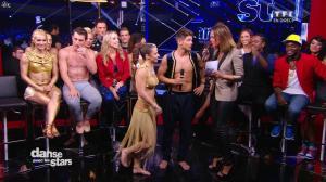Sandrine Quétier dans Danse avec les Stars - 10/10/14 - 20
