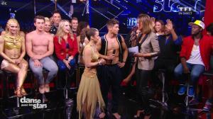 Sandrine Quétier dans Danse avec les Stars - 10/10/14 - 21