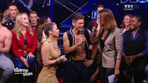 Sandrine Quétier dans Danse avec les Stars - 10/10/14 - 22
