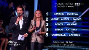 Sandrine Quétier dans Danse avec les Stars - 10/10/14 - 30