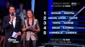 Sandrine Quétier dans Danse avec les Stars - 10/10/14 - 31