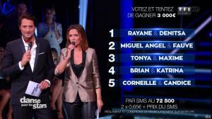 Sandrine Quétier dans Danse avec les Stars - 10/10/14 - 32