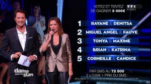 Sandrine Quétier dans Danse avec les Stars - 10/10/14 - 33