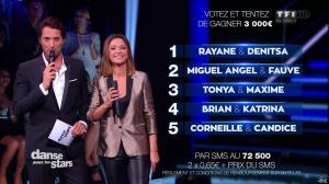 Sandrine Quétier dans Danse avec les Stars - 10/10/14 - 34
