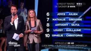 Sandrine Quétier dans Danse avec les Stars - 10/10/14 - 35