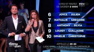 Sandrine Quétier dans Danse avec les Stars - 10/10/14 - 36