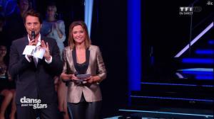 Sandrine Quétier dans Danse avec les Stars - 10/10/14 - 37
