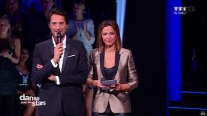 Sandrine Quétier dans Danse avec les Stars - 10/10/14 - 38