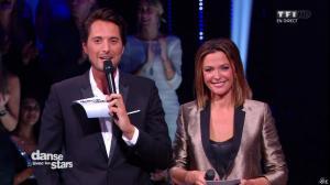 Sandrine Quétier dans Danse avec les Stars - 10/10/14 - 39