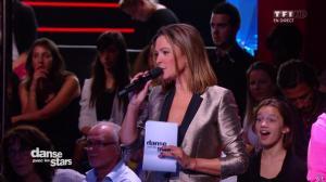 Sandrine Quétier dans Danse avec les Stars - 10/10/14 - 43