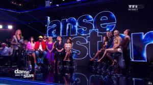 Sandrine Quétier dans Danse avec les Stars - 10/10/14 - 44
