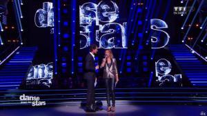 Sandrine Quétier dans Danse avec les Stars - 10/10/14 - 46
