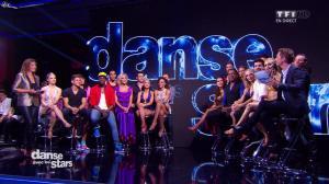 Sandrine Quétier dans Danse avec les Stars - 10/10/14 - 47
