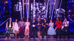Sandrine Quétier dans Danse avec les Stars - 18/10/14 - 002